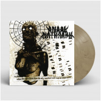 ANAAL NATHRAKH - When Fire Rains Down From The Sky... [BROWN BEIGE] (LP)