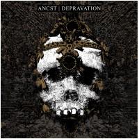 """ANCST / DEPRAVATION - Split [BLACK 7""""] (EP)"""