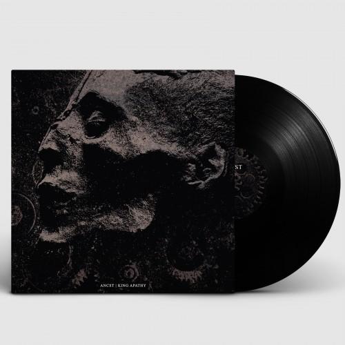 ANCST / KING APATHY - Split [BLACK] (LP)
