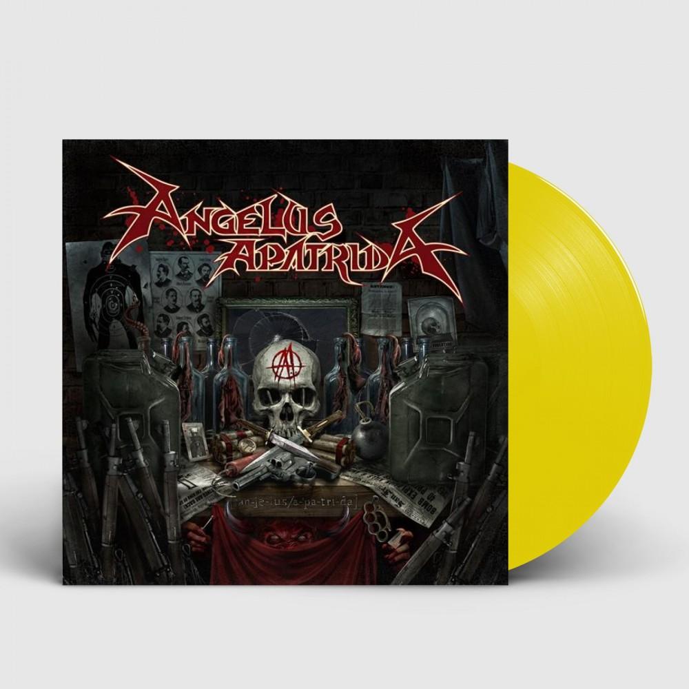 ANGELUS APATRIDA - Angelus Apatrida [YELLOW LP+CD] (LP)