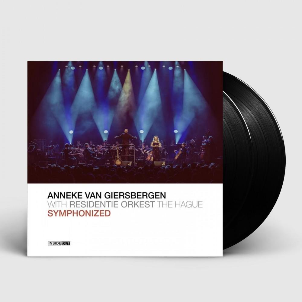 ANNEKE VAN GIERSBERGEN - Symphonized [BLACK DLP+CD] (DLP)