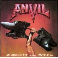 ANVIL - Strength Of Steel [RED] (LP)