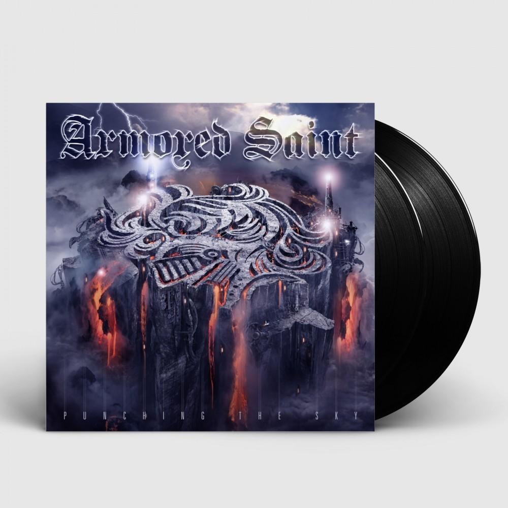 ARMORED SAINT - Punching The Sky [BLACK] (DLP)