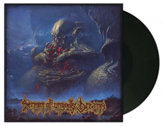 ARROGANZ / LIFELESS / OBSCURE INFINITY / RECKLESS MANSLAUGHTER - Sermon Of Ungodly Dreams [BLACK] (LP)