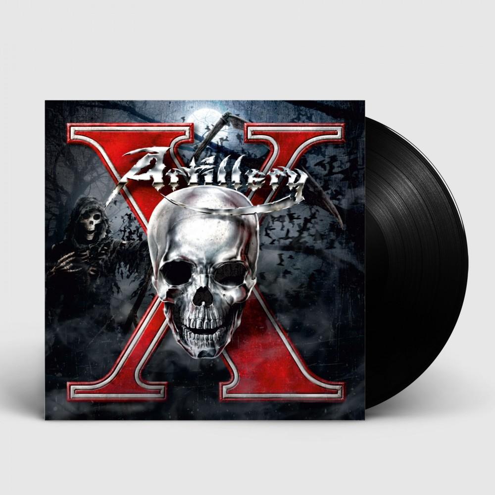 ARTILLERY - X [BLACK] (LP)