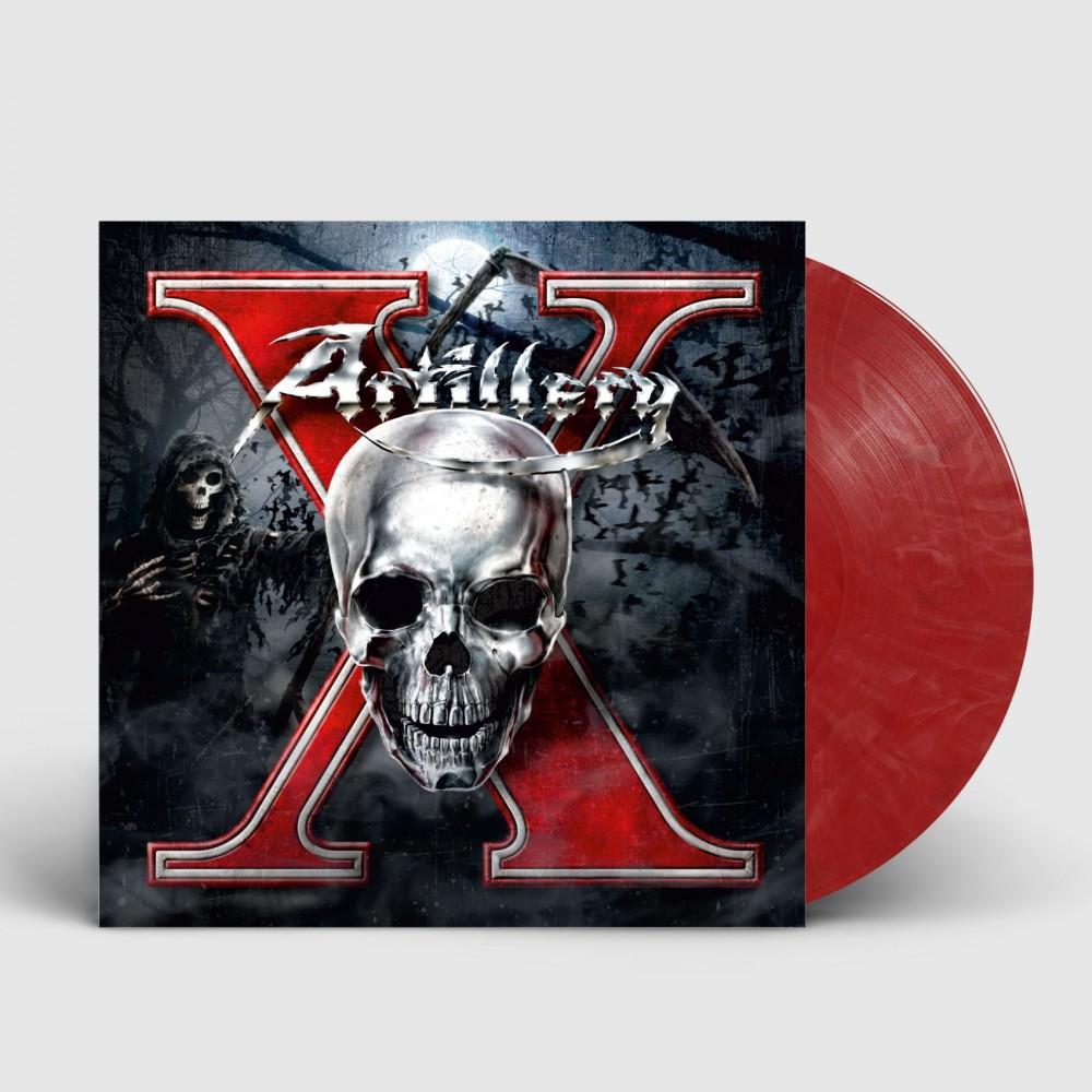 ARTILLERY - X [BLOOD RED/BLUE] (LP)