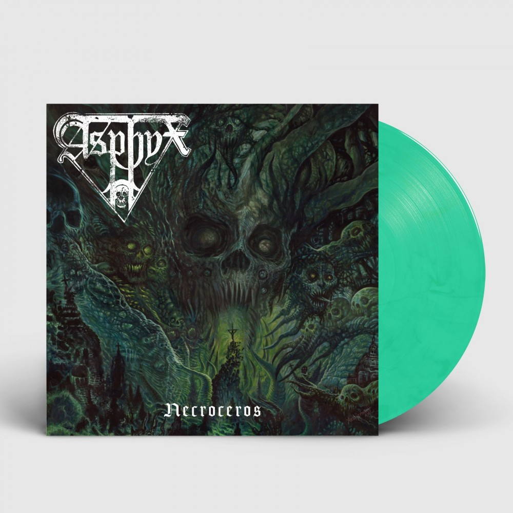 ASPHYX - Necroceros [MINT] (LP)