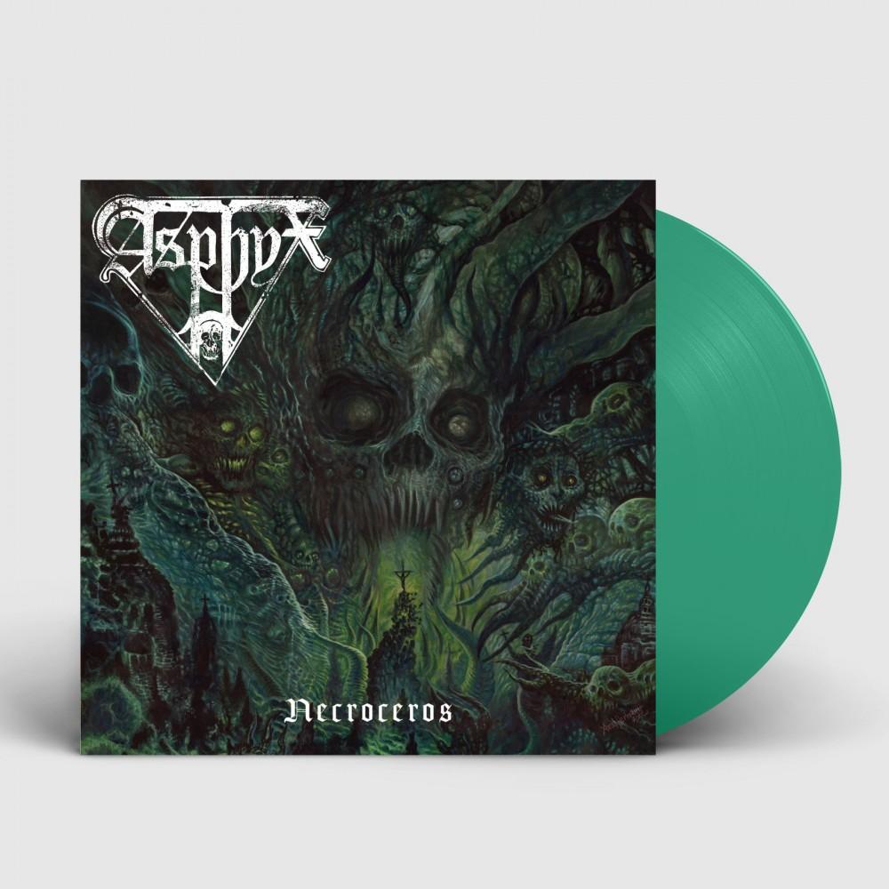 ASPHYX - Necroceros [PETROL] (LP)
