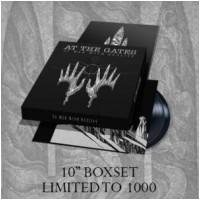 """AT THE GATES - At War With Reality [Ltd.10"""" Boxset] (BOXLP)"""