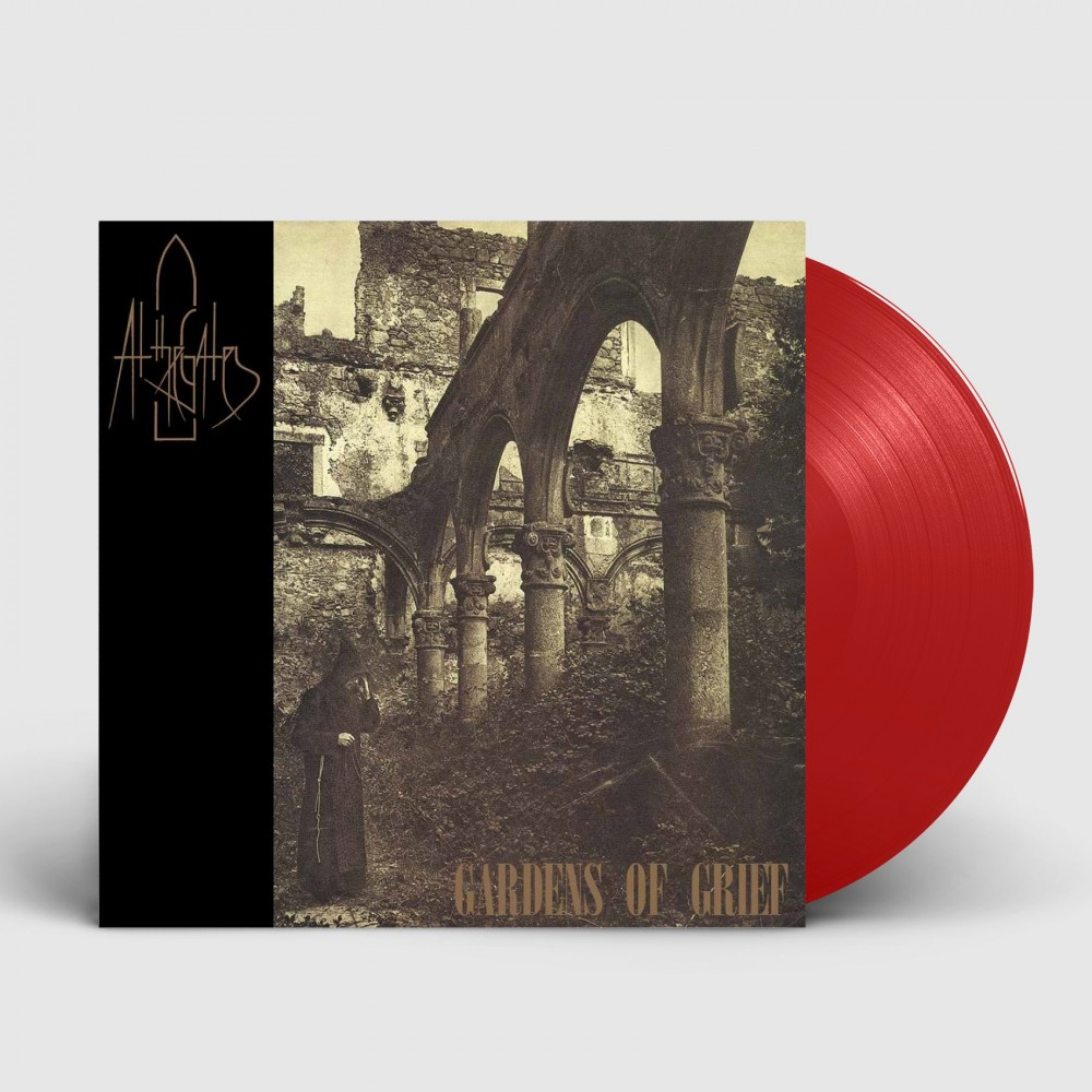 """AT THE GATES - Gardens Of Grief [RED 10""""] (MLP)"""
