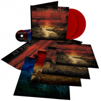 AT THE GATES - The Nightmare Of Being [ARTBOOK RED] (LPBOOK)