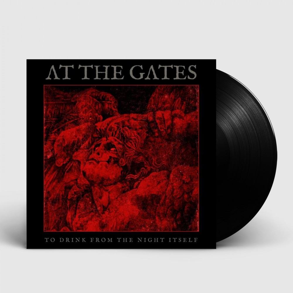 AT THE GATES - To Drink From The Night Itself [BLACK] (LP)