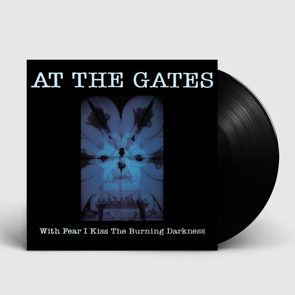 AT THE GATES - With Fear I Kiss the Burning Darkness [BLACK] (LP)