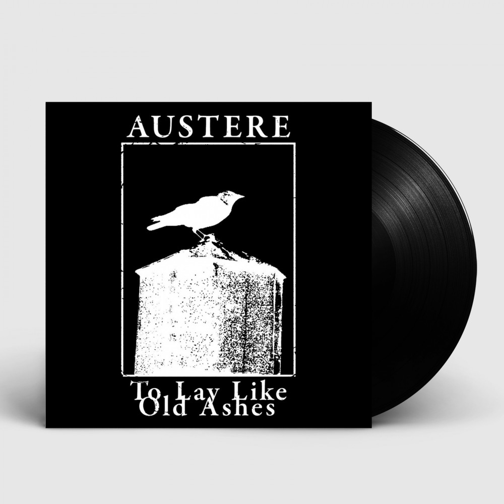 AUSTERE - To Lay Like Old Ashes [BLACK] (LP)