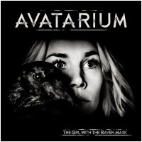 AVATARIUM - The Girl With The Raven Mask [BLACK] (DLP)