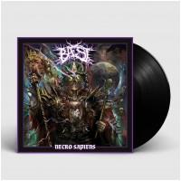BAEST - Necro Sapiens [BLACK] (LP)