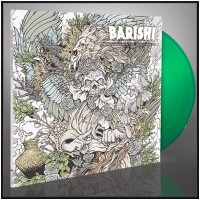 BARISHI - Blood From The Lion's Mouth [GREEN] (LP)