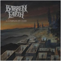 BARREN EARTH - A Complex Of Cages [BLACK+CD] (DLP)