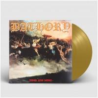 BATHORY - Blood Fire Death [GOLD] (LP)