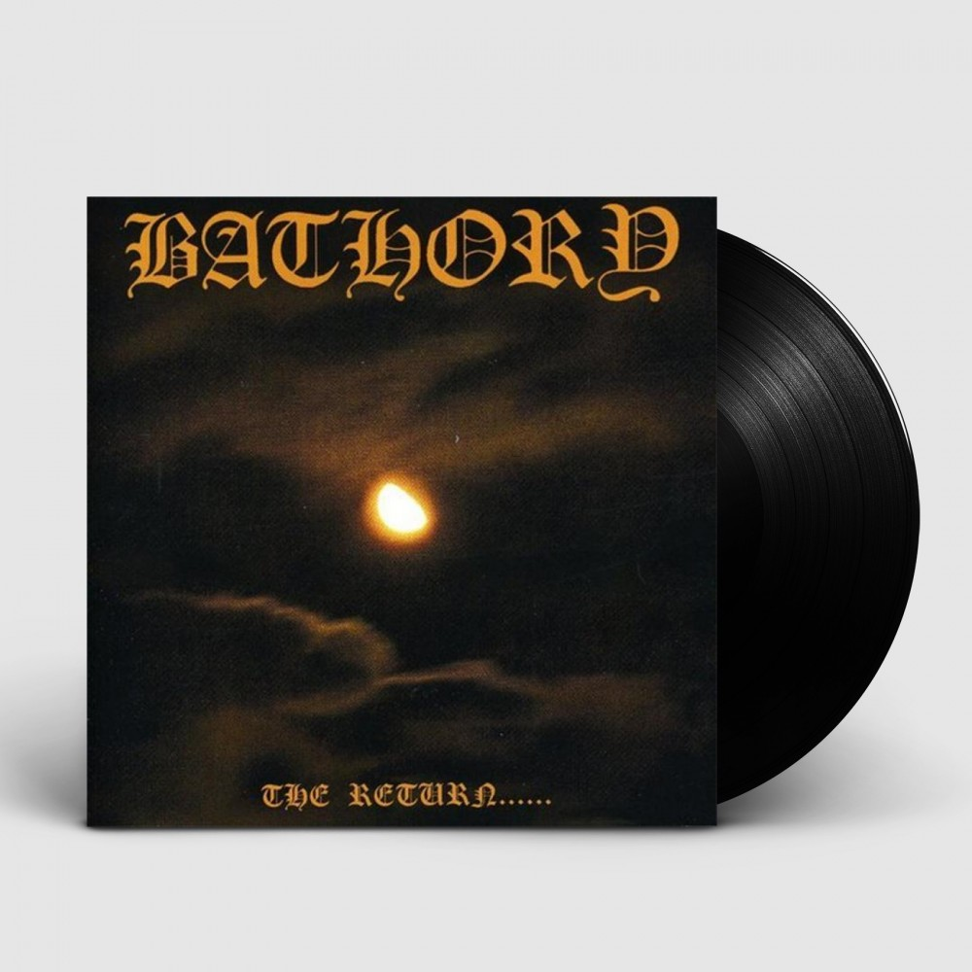 BATHORY - The Return [BLACK] (LP)