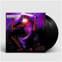 BENEDICTION - Grind Bastard [BLACK] (DLP)