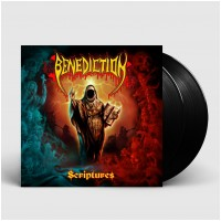 BENEDICTION - Scriptures [BLACK] (DLP)