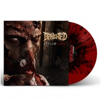BENIGHTED - Asylum Cave [RED/BLACK] (LP)