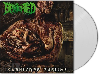 BENIGHTED - Carnivore Sublime [CLEAR] (LP)