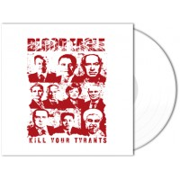BLOOD EAGLE - Kill Your Tyrants [Ltd.WHITE] (EP)