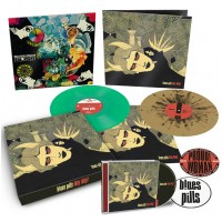 "BLUES PILLS - Holy Moly! [LP+CD+10"" BOX] (BOXLP)"