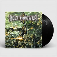 BOLT THROWER - Honour-Valour-Pride [BLACK] (DLP)