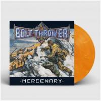 BOLT THROWER - Mercenary [AUTUMN ORANGE] (LP)