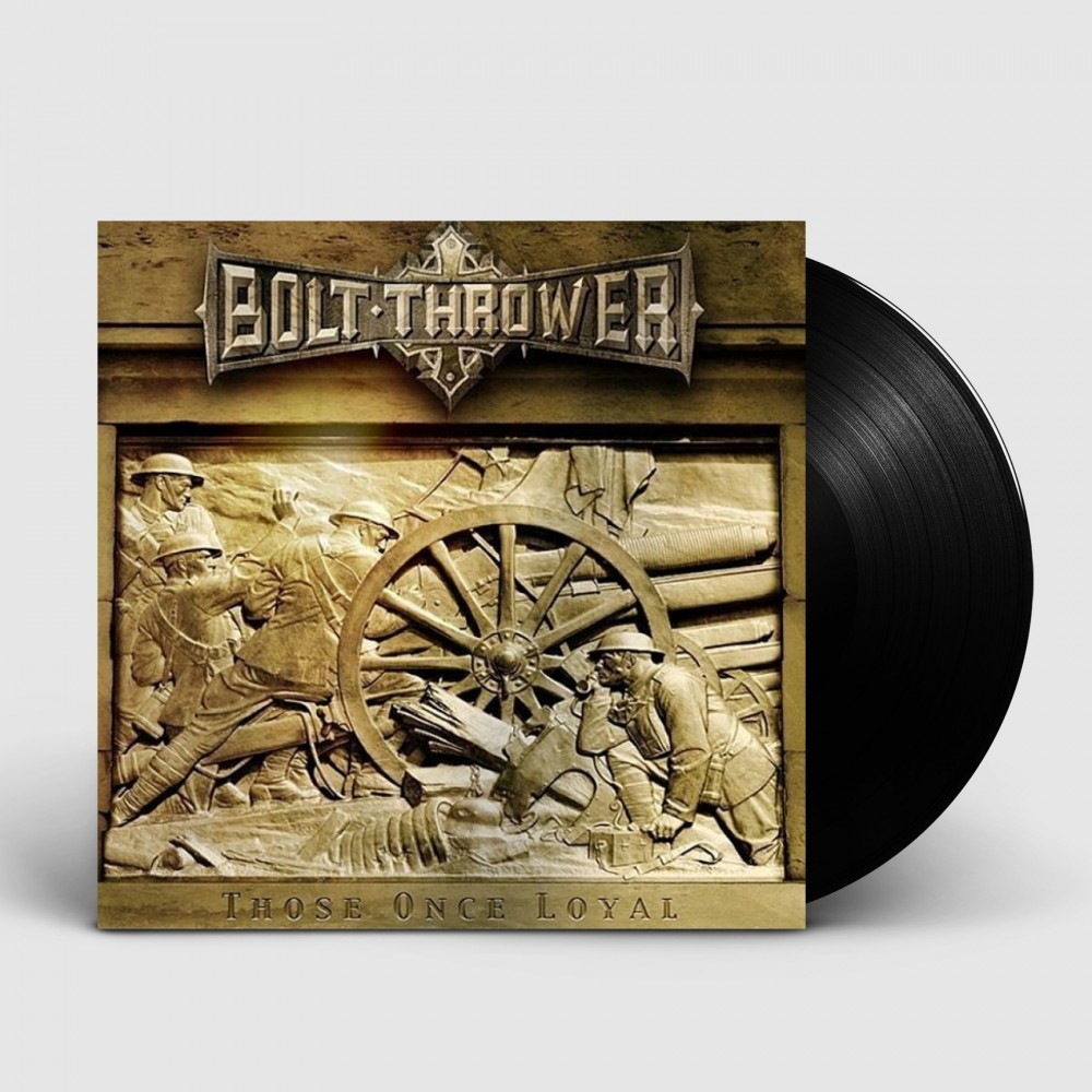 BOLT THROWER - Those Once Loyal [BLACK] (LP)