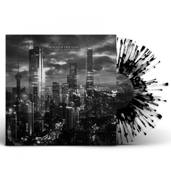 BONJOUR TRISTESSE - Your Ultimate Urban Nightmare [BLACK SPLATTER] (LP)
