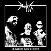 BUNKER 66 - Screaming Rock Believers [BLACK Vinyl] (LP)