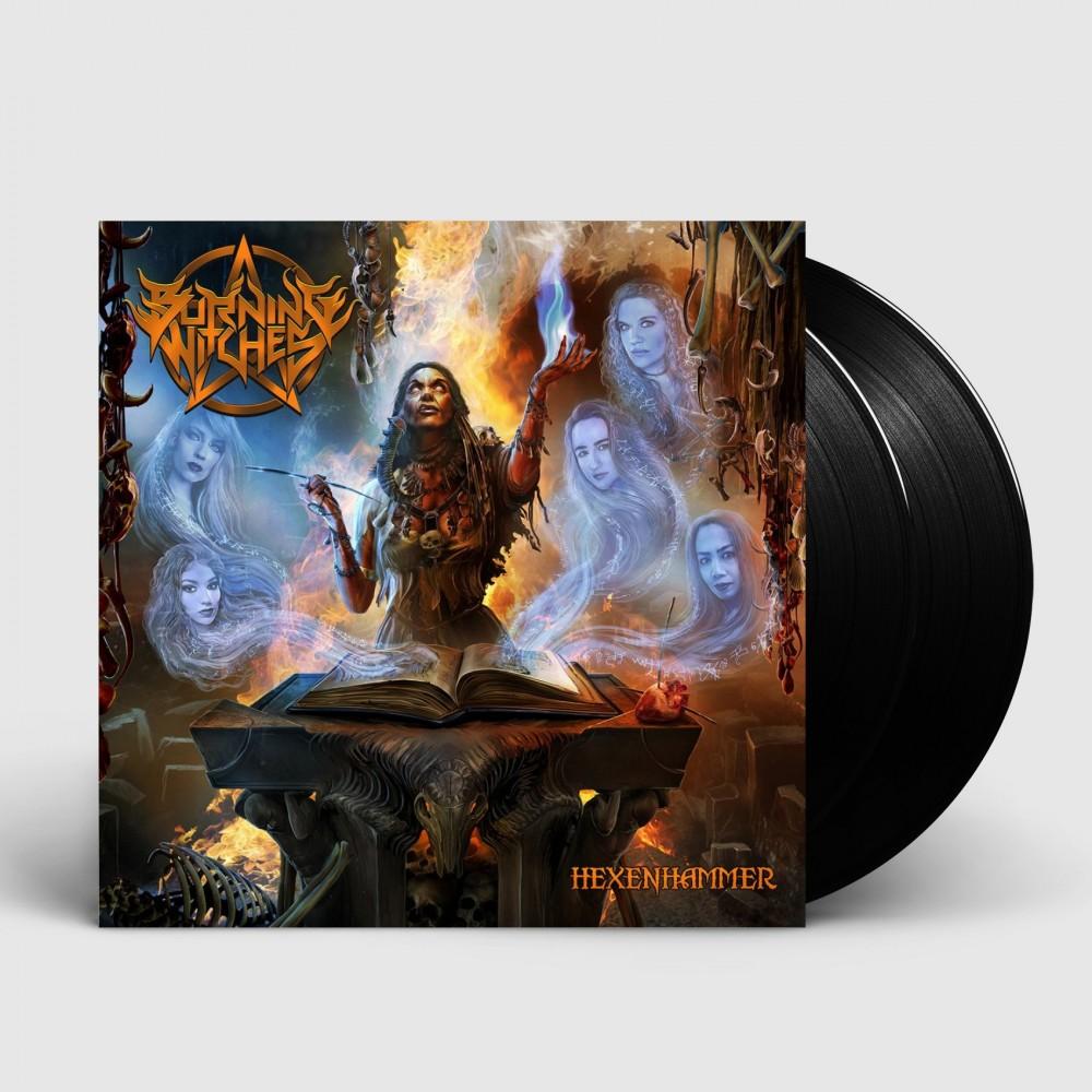 BURNING WITCHES - Hexenhammer [BLACK] (DLP)