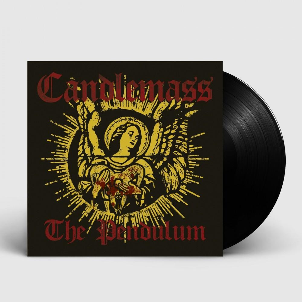 CANDLEMASS - The Pendulum [BLACK] (LP)