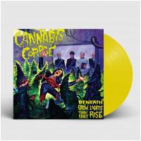 CANNABIS CORPSE - Beneath Grow Lights Thou Shalt Rise [YELLOW] (LP)