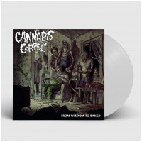 CANNABIS CORPSE - From Wisdom To Baked [WHITE] (LP)