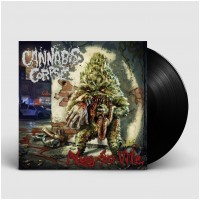 CANNABIS CORPSE - Nug So Vile [BLACK] (LP)