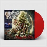 CANNABIS CORPSE - Nug So Vile [RED] (LP)