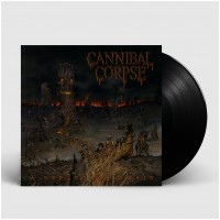 CANNIBAL CORPSE - A Skeletal Domain [BLACK] (LP)