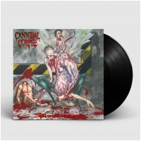 CANNIBAL CORPSE - Bloodthirst [BLACK] (LP)