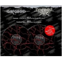 "CARCASS / CEREBRAL BORE - I Told You So / Horrendous Acts... [7"" Pic-Disc] (PICDISC)"