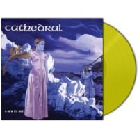 """CATHEDRAL - A New Ice Age [Ltd.12"""" - YELLOW] (LP)"""