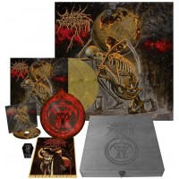 """CATTLE DECAPITATION - Death Atlas [DLP+CD+7""""] (BOXLP)"""