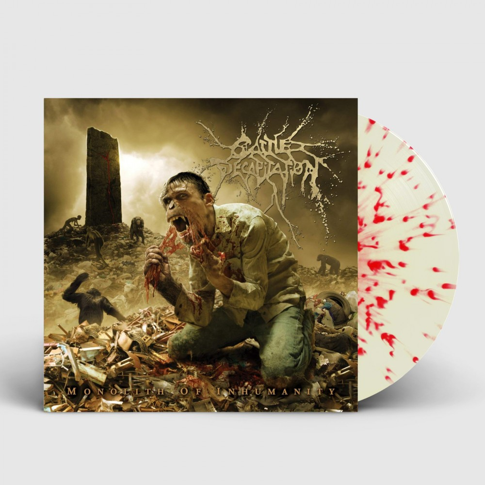 CATTLE DECAPITATION - Monolith of Inhumanity [PROJECTILE OVULATION SPLATTER] (LP)