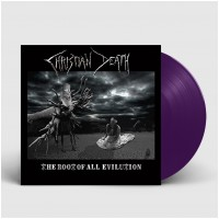 CHRISTIAN DEATH - The Root Of All Evilution [PURPLE] (LP)