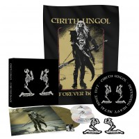 CIRITH UNGOL - Forever Black [DELUXE GREEN/BLACK] (BOXLP)