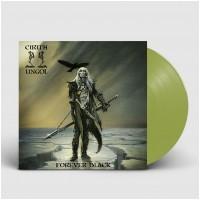 CIRITH UNGOL - Forever Black [OLIVE] (LP)